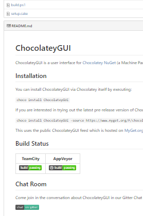 Chocolatey example README.md